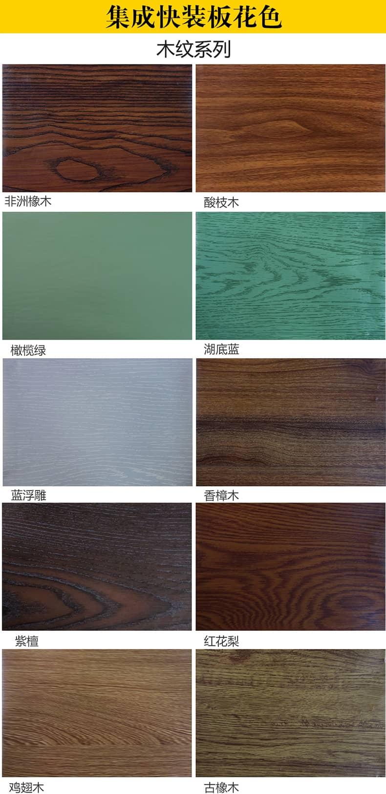 点击查看竹木纤维30空心墙板大图